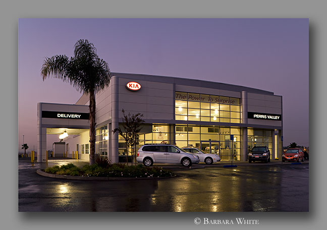 Kia Auto Dealership