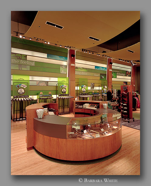 Las Vegas retail interior